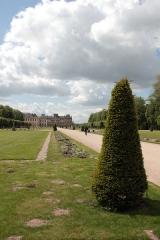 Domaine du château - Jardins à la française, Château de Lunéville