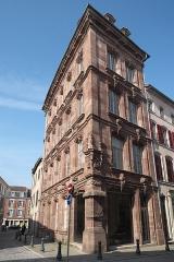 Maison du Marchand - Deutsch: Maison du Marchand in Lunéville im Département Meurthe-et-Moselle in der Region Grand Est (Frankreich)
