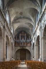 Cathédrale - Español:  Órgano de la Catedral de Nuestra Señora de la Anuncación de Nancy