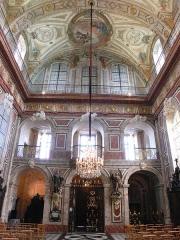 Eglise Notre-Dame-de-Bonsecours - Čeština:   Kostel Bonsecours v Nancy, v Lotrinsku ve Francii
