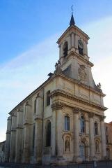 Eglise Notre-Dame-de-Bonsecours - Français:   Nancy, Église de Notre-Dame-de-Bonsecours