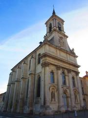 Eglise Notre-Dame-de-Bonsecours - Français:   Nancy église Notre-Dame-de-Bonsecours