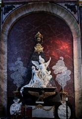 Eglise Notre-Dame-de-Bonsecours - Français:   France, Lorraine, Meurthe-et-Moselle, Nancy: église baroque de Bonsecours par Emmanuel Héré, mausolée de Catherine Opalinska