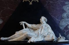 Eglise Notre-Dame-de-Bonsecours - Français:   France, Lorraine, Meurthe-et-Moselle, Nancy: église baroque de Bonsecours par Emmanuel Héré, mausolée de  Stanislas Leszczynski