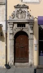 Hôtel de Chastenoy - Deutsch: Frankreich, Nancy, Hotel de Chastenoy