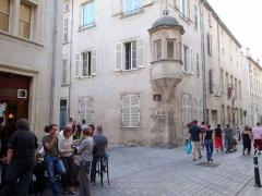 Immeuble - English: Grande Rue, Nancy (Lorraine)