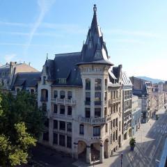 Ancienne banque Renauld -  NANCY