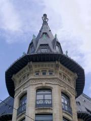 Ancienne banque Renauld - Deutsch: Frankreich, Nancy, Banque Charles Renauld