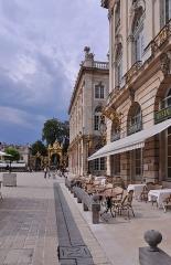 Immeuble, dit hôtel Alliot - Nederlands: Nancy (Frankrijk): de Place Stanislas