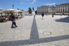 Immeuble, dit hôtel Alliot - English: North of the Place Stanislas