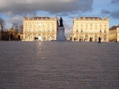 Opéra - théâtre - Place Stanislas à Nancy