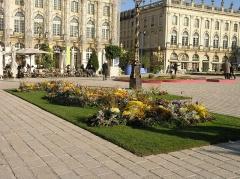 Place Stanislas -  Place Stanislas à Nancy (54).