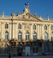 Place Stanislas -  L'Hotel de Ville, Place Stanislas,  Nancy