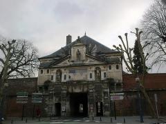 Porte de la Citadelle -  Lorraine Nancy Porte De La Citadelle 25032013