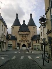 Porte de la Craffe -  Lorraine Nancy Porte Craffe 25032013