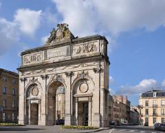 Porte Desilles -  Porte Désilles, Nancy, Lorraine, France