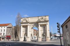 Porte Sainte-Catherine -  Porte Sainte-Catherine