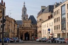 Porte Saint-Georges -  2007 Nancy