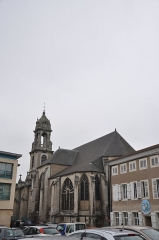 Eglise Saint-Laurent -  Paroisse Saint Pierre Fourier;  11 Rue St Laurent, Pont-à-Mousson, Lorraine, France