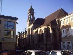 Eglise Saint-Laurent -  Eglise Saint Laurent de Pont à Mousson.