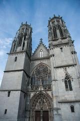 Eglise Saint-Martin - Pont-à-Mousson - église Saint-Martin