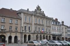 Hôtel de ville -  Hotel de ville, Pont-à-Mousson, Lorraine, France