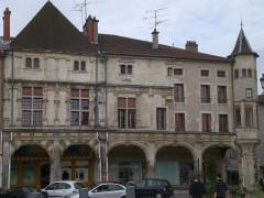 Maison des Sept Péchés Capitaux - Italiano: Pont-à-Mousson, Casa dei Sette Peccati capitali, XVI secolo