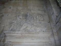 Ancienne abbaye Sainte-Marie-Majeure ou des Prémontrés ou ancien petit séminaire - Abbaye des Prémontrés de Pont-à-Mousson (Meurthe-et-Moselle, France): intérieur de l'église