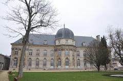 Hôtel de ville (ancien Evêché) -  Hotel de Ville, Toul, Lorraine, France