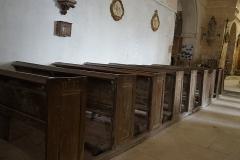 Eglise - Français:   église de vandières.
