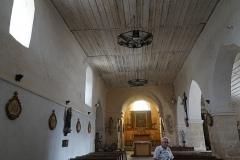 Eglise - Français:   église de Vandières dédicacée à st-Martin.