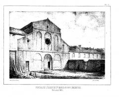 Abbaye Sainte-Marie-aux-Bois -  Sainte-Marie-au-Bois Vilcey-sur-trey Digot Chatelain 1857