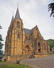 Eglise Notre-Dame - Lëtzebuergesch: BAS AVI