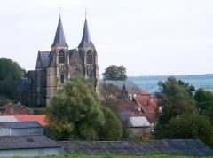 Eglise Notre-Dame - Lëtzebuergesch: Basilika vun Avioth.