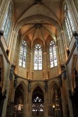 Eglise Notre-Dame - Basilique Notre-Dame d'Avioth, France. Choeur