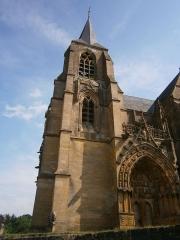 Eglise Notre-Dame - English: Basilica Notre-Dame d'Avioth