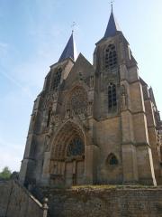 Eglise Notre-Dame - English: Basilca Notre-Dame d'Avioth