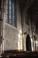 Eglise Saint-Antoine - Deutsch: Katholische Saint-Antoine, ehemalige Klosterkirche der Augustinereremiten, in Bar-le-Duc im Département Meuse (Lothringen/Frankreich), Innenraum