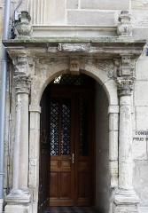 Immeuble - Français:   Immeuble du XVIIe siècle, 29 place Saint-Pierre à Bar-le-Duc.