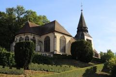Eglise - L'église Saint-Didier