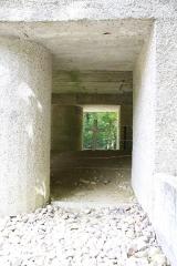 Monument dit Tranchée des Baïonnettes - English: Monument de la Tranchee des Baionettes, in Verdun, France