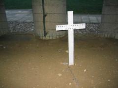 Monument dit Tranchée des Baïonnettes -  Tranchée des Baïonnettes - Croix
