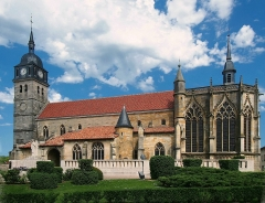 Eglise Saint-Martin - Deutsch: Étain, Église Saint-Martin