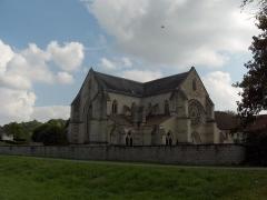 Ancienne abbaye cistercienne -  Abbaye cistercienne de la Chalade aux Islettes