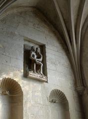 Eglise - English: Church Notre-Dame-des-Vertus in Ligny-en-Barrois (Meuse)