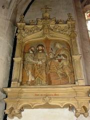 Eglise Saint-Hilaire - Chemin de croix de l'église de Longeville-en-Barrois , station 1