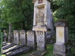 Cimetière -  Marville, Friedhof - cimetière (Meuse, France)