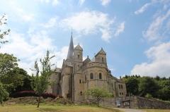Eglise - English: Eglise Notre Dame de Mont-devant-Sassey