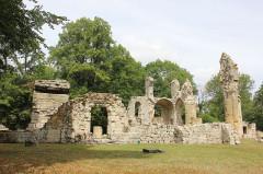 Terrains de zone rouge -  Ruined Church