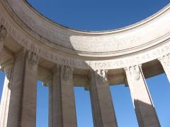 Monument commémoratif américain -  Inside
